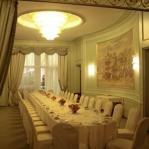 Sala Capre private event