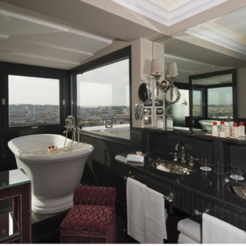 Hassler Penthouse Suite