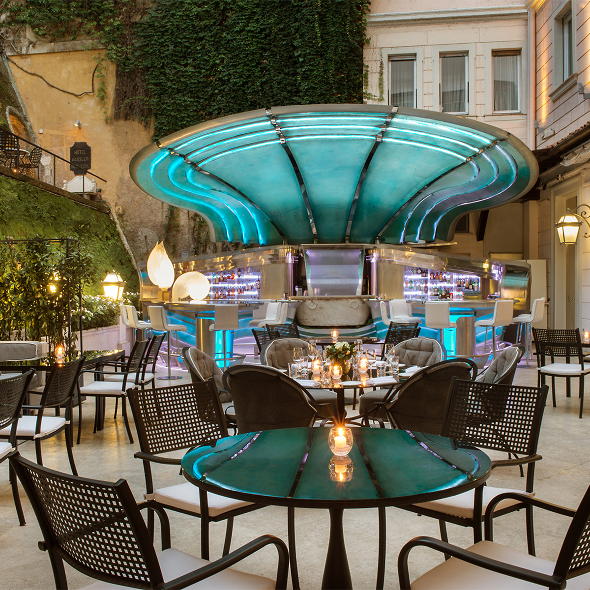 Hassler Bistrot at Palm Court