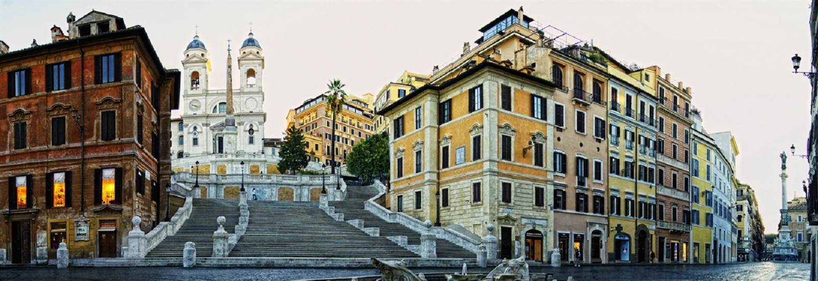 5 Sterne-Hotel in Rom | Hassler Roma