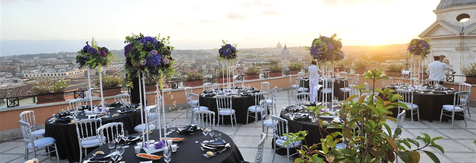 Matrimonio In Roma : Pacchetti matrimonio roma hassler
