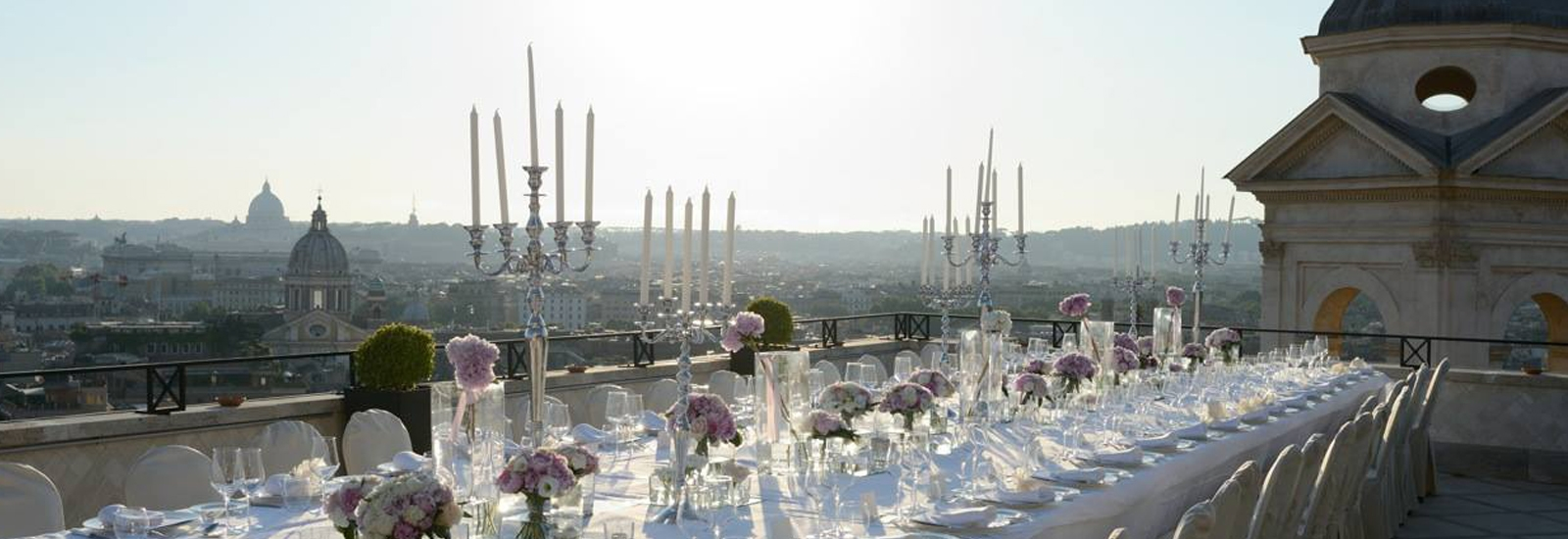 Spanish Steps Rome wedding venue